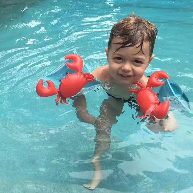 Inflatable Animal Swimming Armbands For Kids Momentures